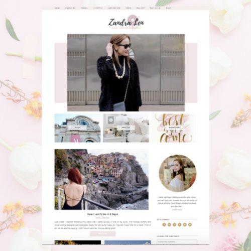 Zandra Len Blog