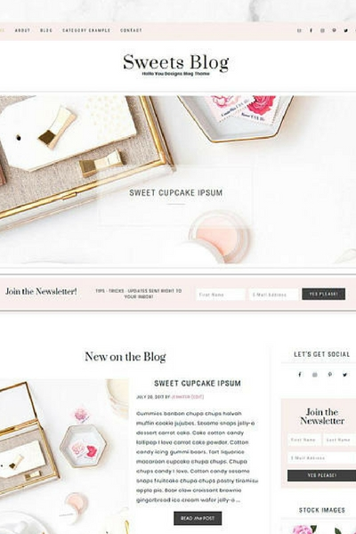 Sweets Blog